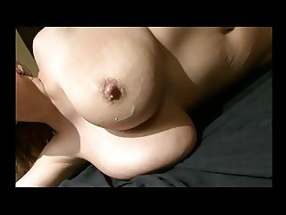 Hot Babe Boobs and Milk BVR