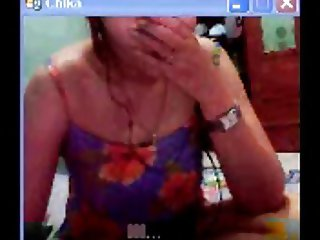 video chat show in camfrog nickname Chika