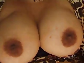 Ugly Big Boobs Mature Cleaning House and fuck