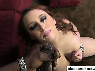 Lexington Steele fucks white fatty