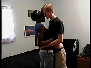 Black Guy Films Black Wife With Whiteboy!