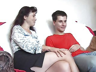 RUSSIAN mother AND not her son 1