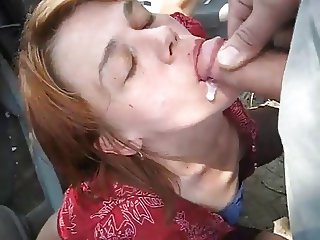 Car Blowjob - leo1leo1