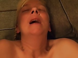 My hot wet pussy getting fucked!