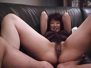 Pierced pussy fisting, anal fingering