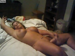 OLD MILF Playing