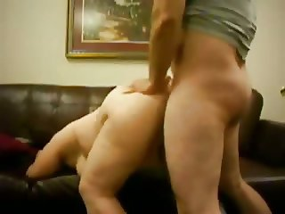 Straight bear fucks bbw doggystyle