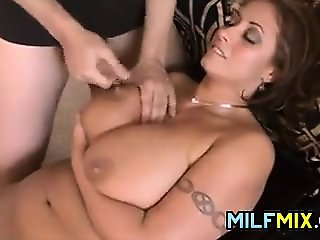 Thick MILF With Big Tits