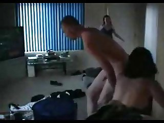 mother fuck his friend daughter