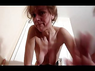 Pain slut Silvia (amateur Wife)