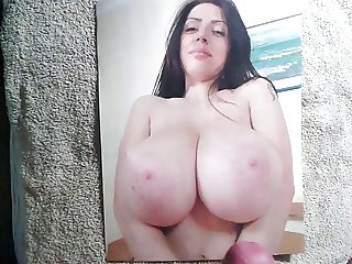 Cum Tribute - Big Tit Pros 1 Merilyn Sakova