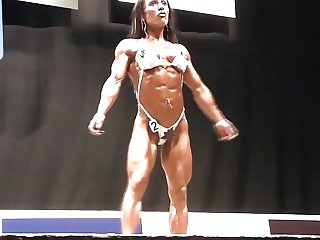 Sexy Muscle  Federica