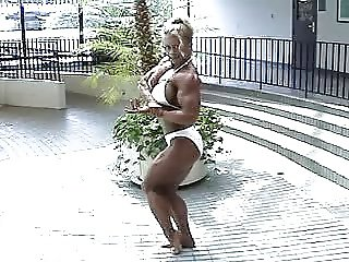 Christine Moore Female Bodybuilder