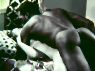 Classic Brunette Gets Fucked by a BBC