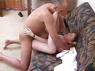 Old guy have sex with young girl - Part 1