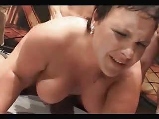 Shorthair big beautiful woman groupsex part two