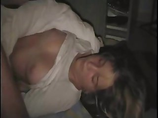 NOT My step sister lets me cum on her face
