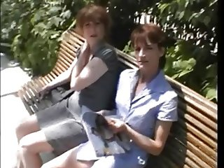 Two French Milfs
