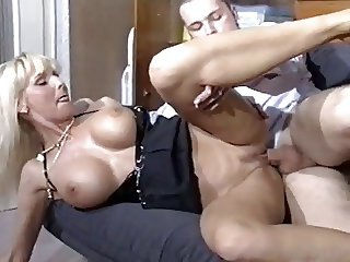 Sandra Foxxx - Fucking on the sofa