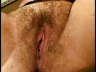 Fat hairy pussy banged