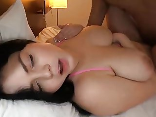AMWF Shione Cooper interracial with Asian guy