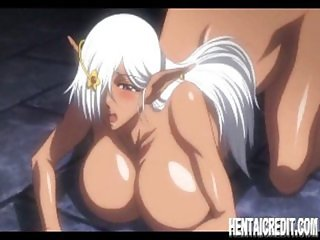 Caught Hentai Babe Fucked By Monsters