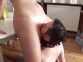 Dominant Licking 11