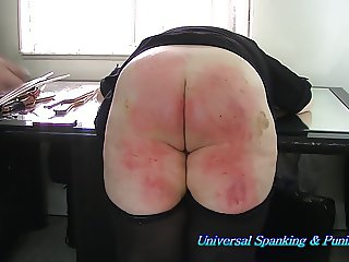 Spanking Is Therapy