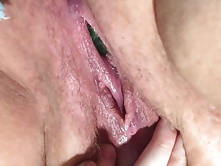 Cucumber and some squirting