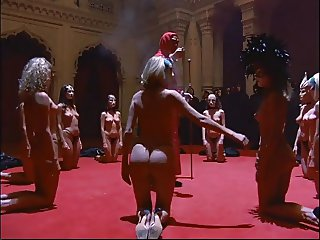 EYES WIDE SHUT - The Inner Sanctum