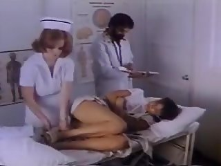 Vintage - laura gets A Check Up