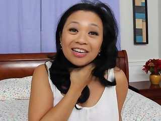 1fuckdatecom Interview with asian milf