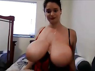 Hot chick webcam - Bigger