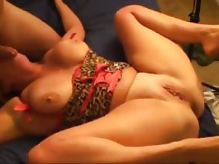 PAWG assfucked and sucking own toes