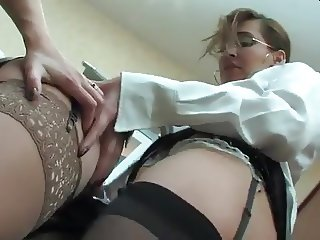 Housekeeper housewife fucked