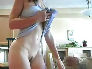 Hot Babe Getting Fucked Doggy