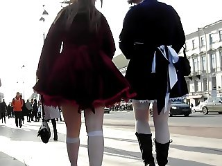 UNDER THE SKIRT UPSKIRTS 156