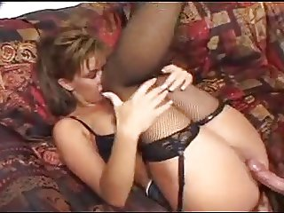 Stockings Milf Teased & Drilled