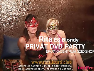 real european amateur swinger party