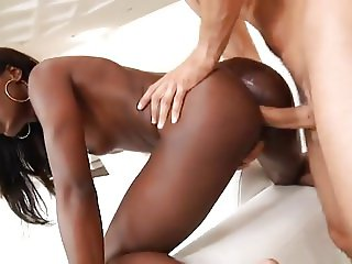 This Black Chick is Fucking Hot