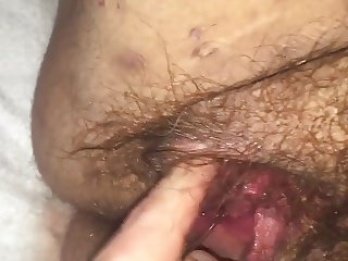 Natural BBW gushes & squirts