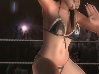 Dead or Alive Sexy Lei Fang
