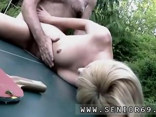Wife and her first big cock But alas, the dame is hopeless at the game -
