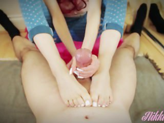 12 - My Naughty Stepsister - Part.1 : Lola's Gorgeous Feet - Nikki's WE #3