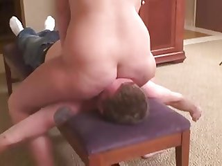 face sitting and ass licking