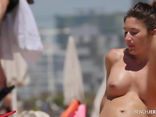 Huge Tits on Euro Babe