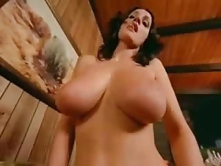 VINTAGE POV HUGE NATURAL BOOBS RIDING SLOW MOTION