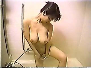 Sexy Japanese Girl - Striptease and Blowjob