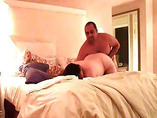 Doggy Style Fucking the wife