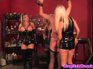 Mistresses humiliating pathetic subject